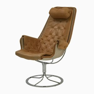 Jetson Swivel Chair by Bruno Mathsson for Dux, 1970