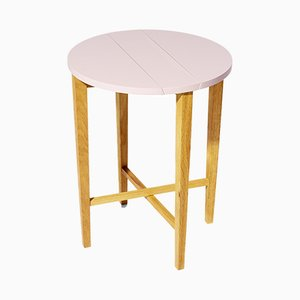 Table d'Appoint Pliante Nude Ta-bl en Chêne de Modernico