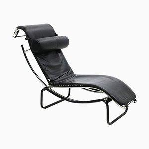 Chaise longue vintage, anni '80