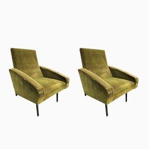 Französischer Vintage Sessel von ARP, 1950er, 2er Set