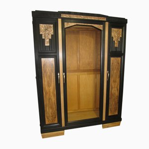 Vintage Art Deco Wardrobe
