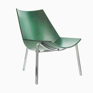 Chaise Coquillage Modèle 4050 Vintage par Benedikt Rohner pour Girsberger, 1959