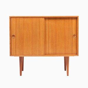 Mid-Century Teak Cabinet by Kai Kristiansen for Erik Jørgensen, 1960s