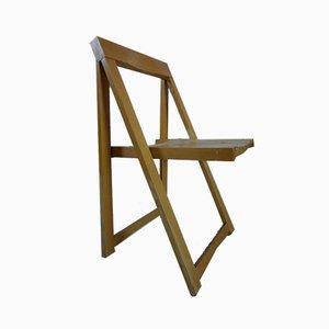 Chaise Pliante par Aldo Jacober pour Alberto Bazzani, 1960s