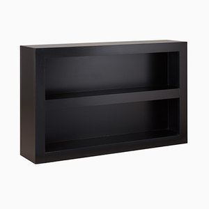 Low Bifacial TEODORA Bookcase by Isabella Costantini