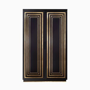 D45 Tullia Armoire with Plinth Base by Isabella Costantini