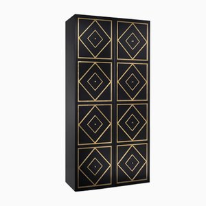 LEONARDO 2 Door Cabinet by Isabella Costantini