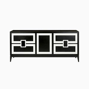 W210 Cornelia Sideboard with Tapered Legs by Isabella Costantini