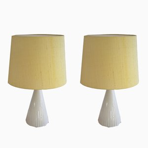 Swedish Table Lamps from Luxus, 1970s, Set of 2