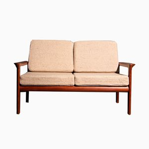 Borneo 2-Seater Sofa by Sven Ellekaer for Komfort, 1960s