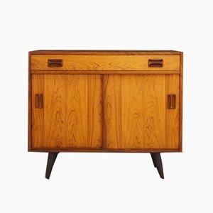 Vintage Rosewood Cabinet by Niels J. Thorsø
