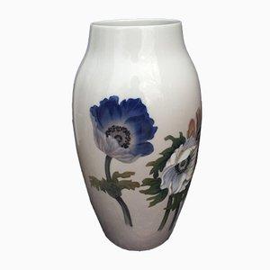 Dänische Vintage Vase von Bing & Grondahl, 1950er