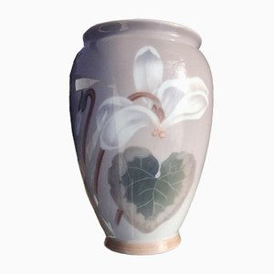 Vintage Danish Porcelain Vase from Bing & Grondahl, 1950s