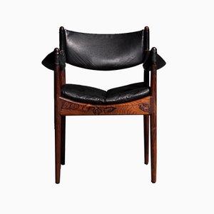 Chaise de Salle à Manger par Kristian Vedel pour Søren Willadsen Møbelfabrik, 1960s