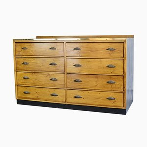 Large Dutch Chest of Drawers, 1910s