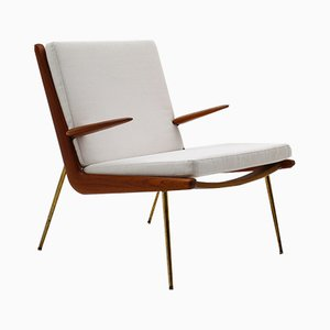 Scandinavian FD135 Lounge Chair by Peter Hvidt & Orla Mølgaard-Nielsen, 1960s