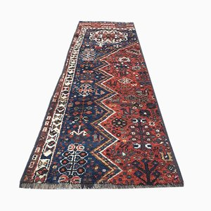 Narrow Vintage Middle Eastern Rug