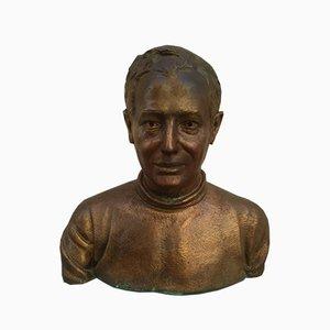 Skulptur aus Bronze von Ford Sondrino, 1950er