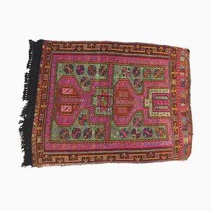 Vintage Turkish Wool Kilim Rug