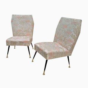 Chaises d'Appoint par Gigi Radice, 1950s , Set de 2