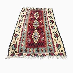 Tapis Kilim Kelim Vintage, Turquie