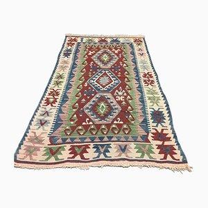 Türkischer Vintage Kelim Teppich