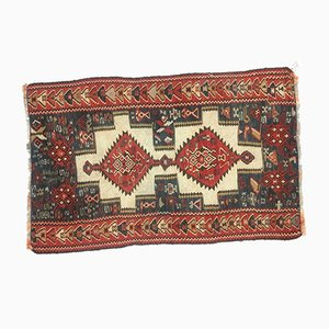 Small Vintage Turkish Kilim Rug, 1950s
