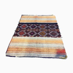 Small Turkish Kilim Rug, 1960s