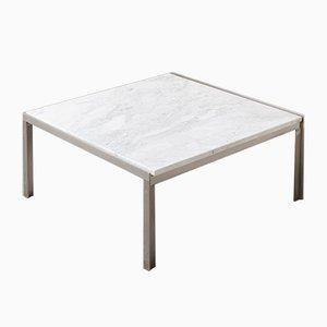 Mesa de centro de mármol, años 60