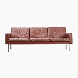 BZ54 Leather Sofa by Martin Visser for 't Spectrum, 1960s
