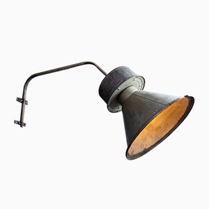 Industrial Model Raw Wall Light from Predom Mesko, 1972