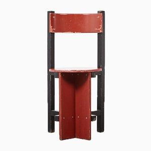 Bastille Chair von Piet Blom für Huizenga, 1960er