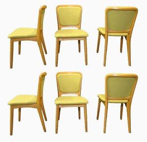 Vintage Esszimmerstühle von Nils Koefoed, 1970er, 6er Set