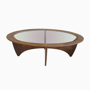 Astro Teak Coffee Table by Victor Wilkins for G-Plan, 1950s