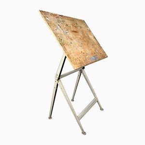 Tavolo da disegno vintage di Friso Kramer e Wim Rietveld per Ahrend De Cirkel