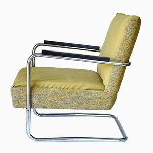 Model K405 Easy Chair by Paul Hahn & Walter Schneider for Thonet, 1930s