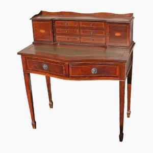 Schreibtisch aus Mahagoni, 1960er