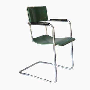 Modernist Chair by Paul Schuitema for D3 Rotterdam, 1932
