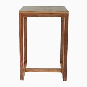 MANHATTAN Side Table by John Jenkins for SNØ