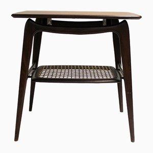 Table d'Appoint Vintage par Louis Van Teeffelen pour WéBé, 1950s