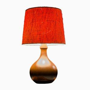 Lampada da tavolo in ceramica di Rosenthal, anni '60