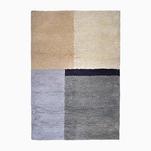 Vintage Modell Mondrian Teppich von Natuzzi, 1990er