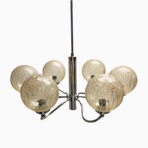 Vintage Sputnik Ceiling Lamp, 1967