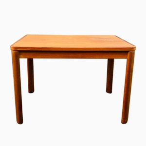 Mid-Century Teak Side or Coffee Table, 1970s
