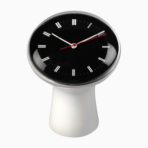 Maritime Table Clock by Angelo Mangiarotti for Amico, 2002