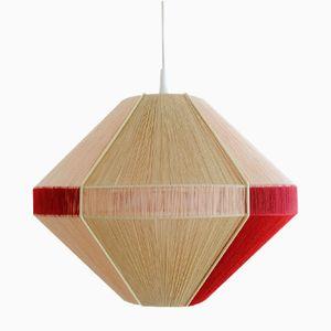 Lámpara de techo Hayu de Werajane Design