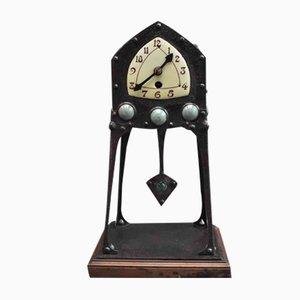 Reloj alemán antiguo de Albin Muller