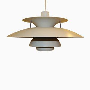 Lampe à Suspension Vintage par Poul Henningsen pour Louis Poulsen, 1960s