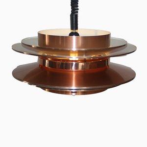 Mid-Century Pendant Lamp by Carl Thore for Granhaga Metallindustri