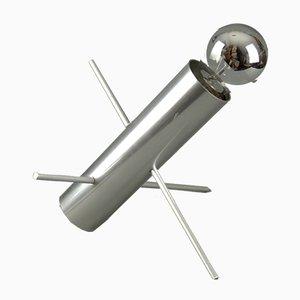 Lámpara de mesa Cricket R-60 de Otto Wasch para Raak, años 60